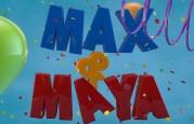 logo Max en Maya